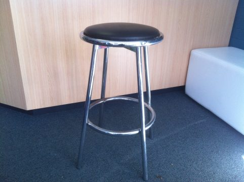 Stool Bar Padded Perth Party Hire