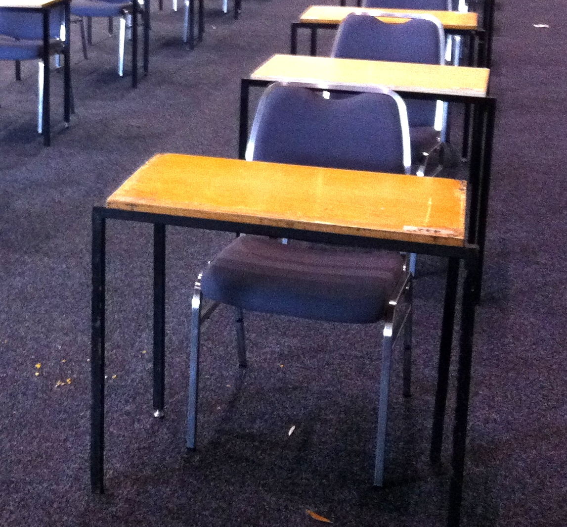 Exam Desk Hire And Set Up Perth Party Hire Wa