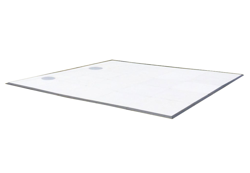 Dance Floor White 920 X 920 Perth Party Hire