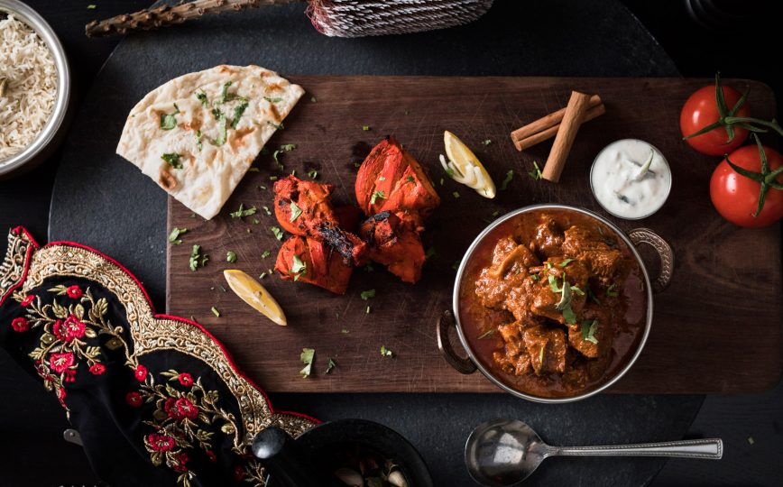 Indian Food Dinner Party