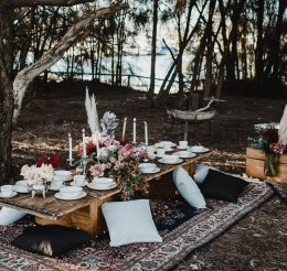 How to create the perfect boho style party