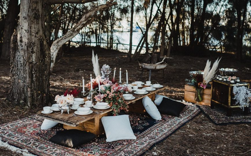 Boho Party Style Perth