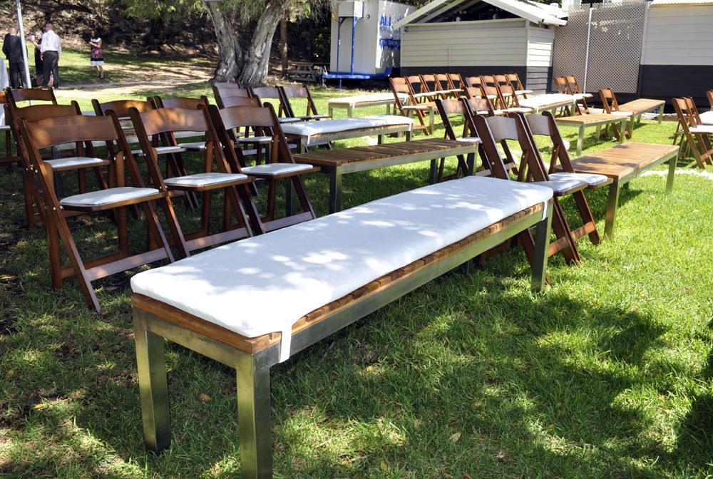 Reception ceremony seating