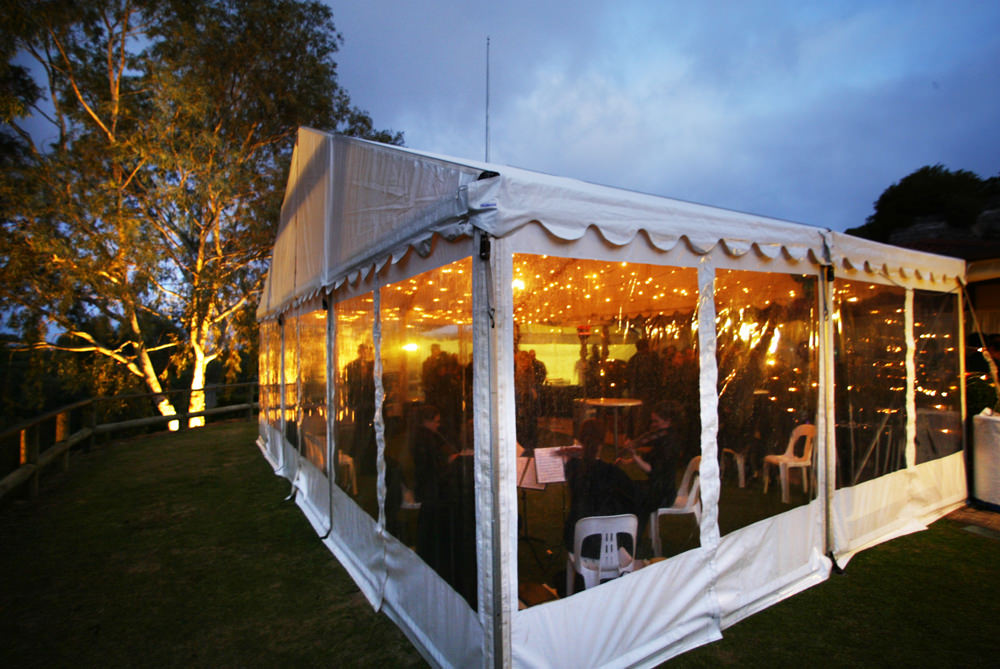 Covered Party marquee