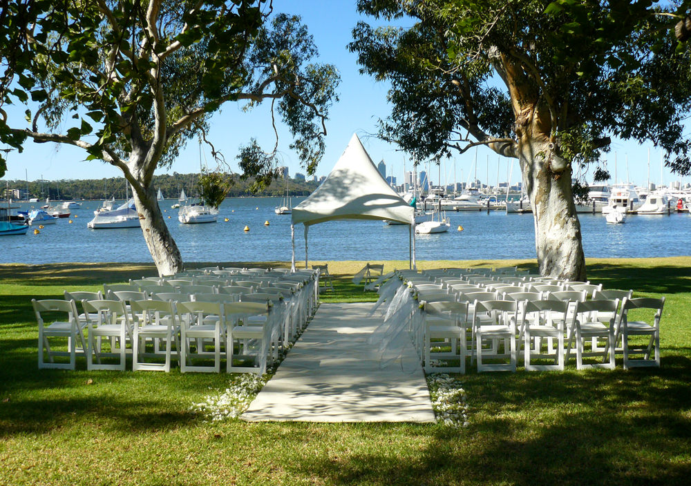 White Folding Chairs, Marquee and Carpet Hire