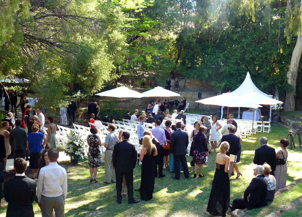 White Folding Chairs, Market Umbrellas and Carpet Hire