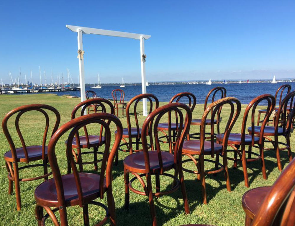 Bentwood Chair Hire and White Arbor Hire