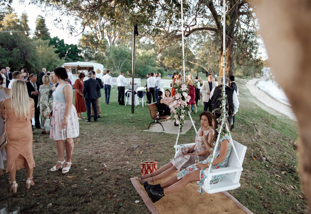 Love Swing for Hire