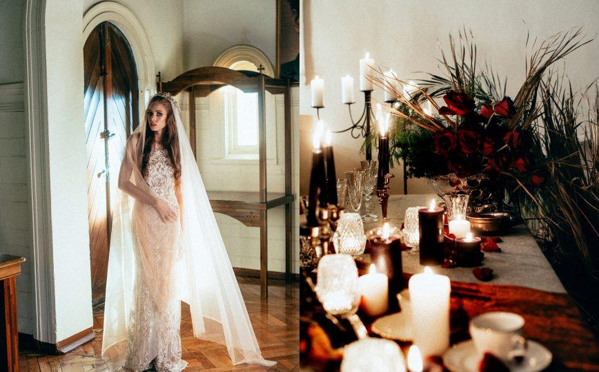 Victorian Styled Wedding