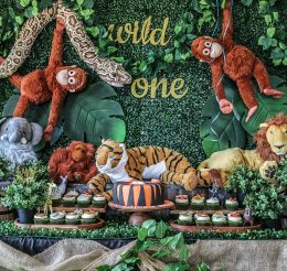 How to kit out your Child's Jungle Party Theme