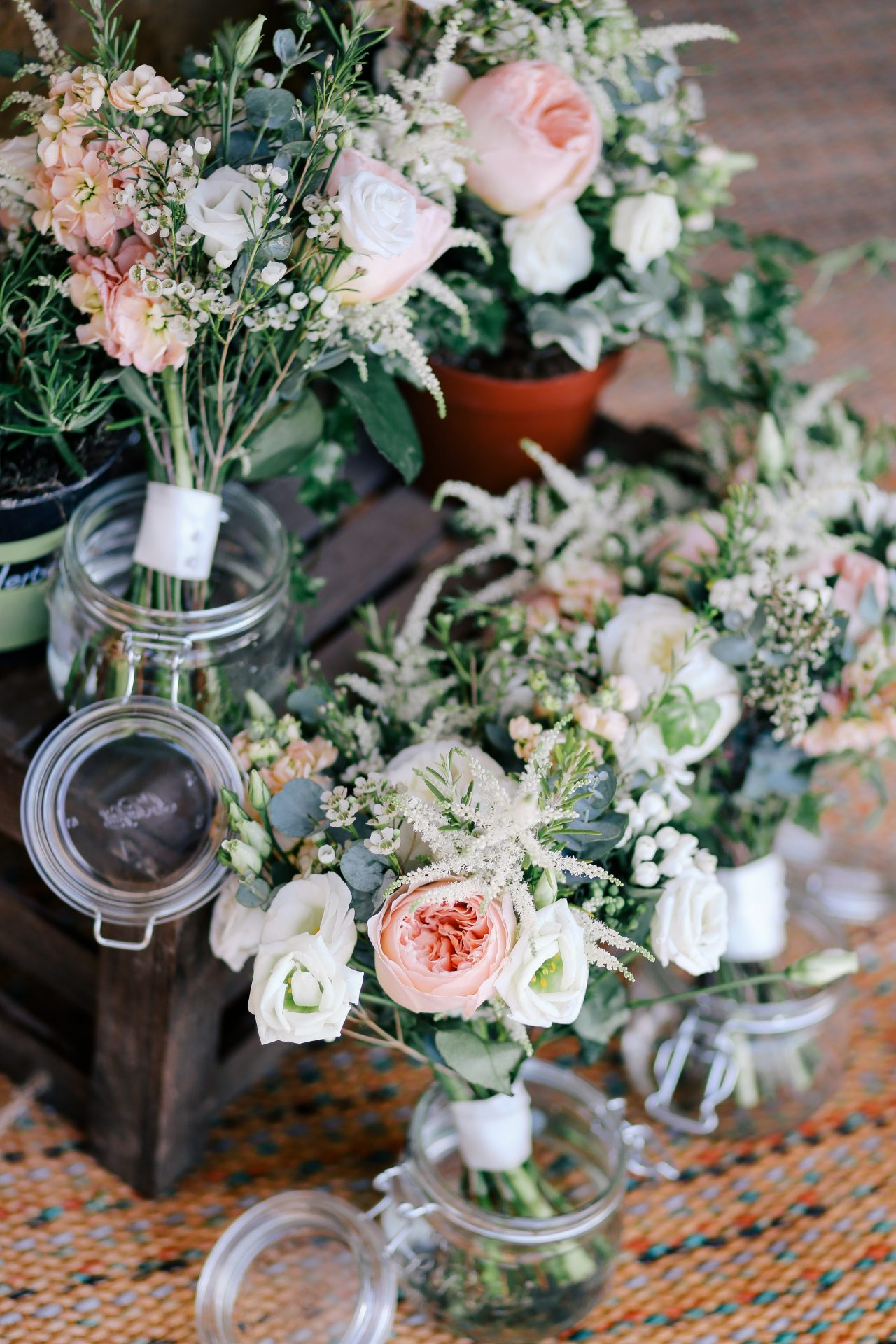 Lovely Rustic Pennsylvania Wedding at The Country Barn