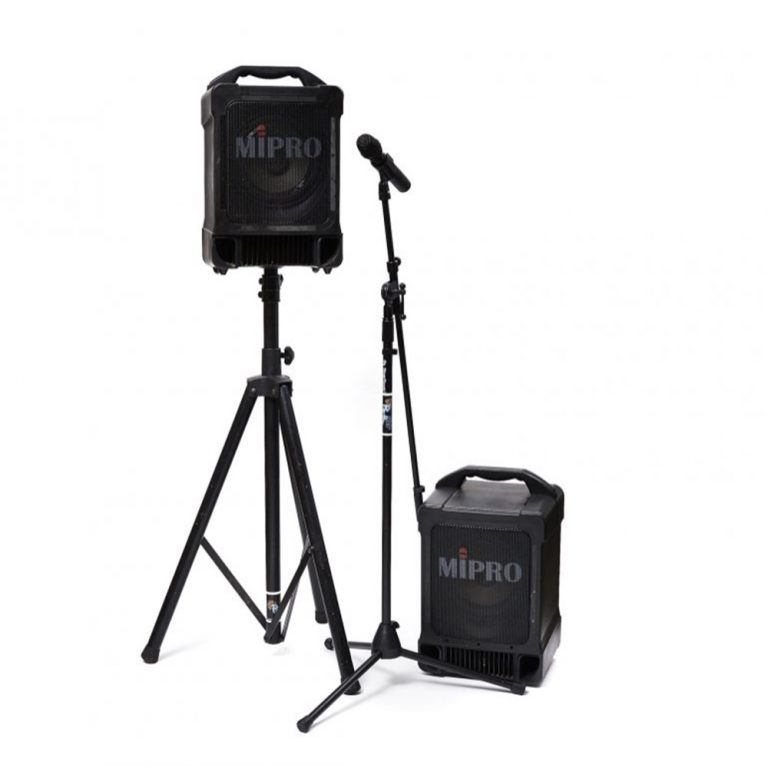 Microphone and speaker hire